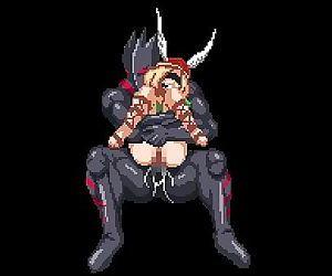 Prisoner Goddess War..