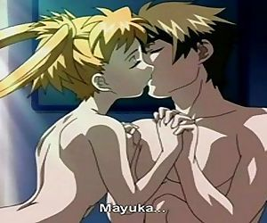 Cute Hentai Couple XXX..