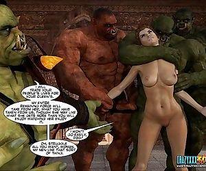 3D Comic: Lands of..