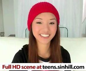 Chinese Teen Alina Li..