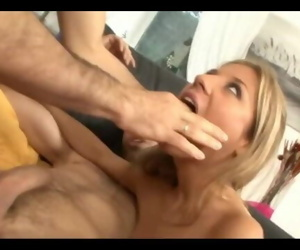 double anal for skinny..