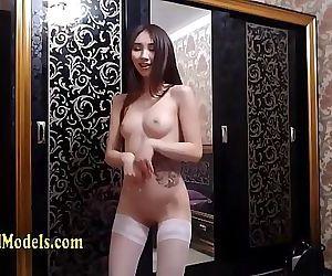 Skinny Little Asian..