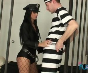 Hardcore prison sex..