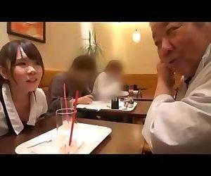 Shy Japanese Daddy..