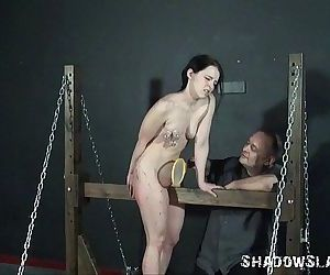 Teen amateur bdsm and..