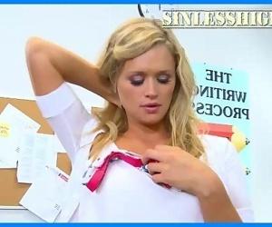 Super Hot Blonde..
