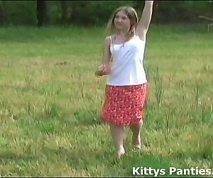 Nubile 18yo Kitty..