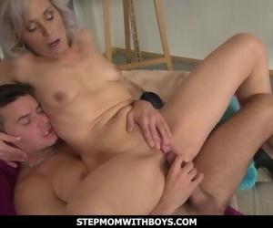 StepmomWithBoys - Sexy..
