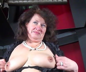 Big sexy mother with..