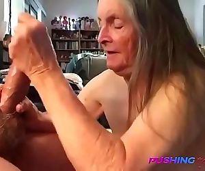 REAL Granny Blows..