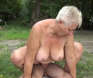 69 years old bbw..