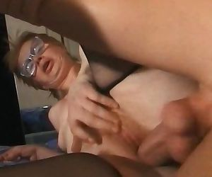 granny old woman fucked..