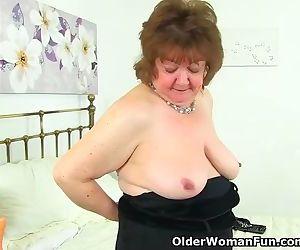 English granny Susan..