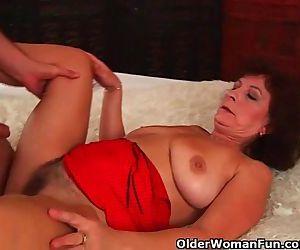 Grandma With Big Tits..