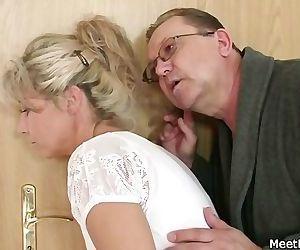 His parents tricks her..