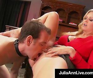 Mommy Dearest Julia Ann..