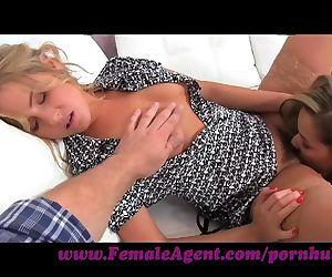 FemaleAgent. Assistant..