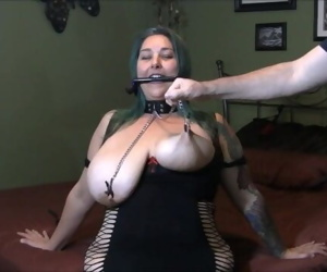 Chastity wears a bridle..