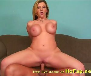 Naughty Big Tits Milf..