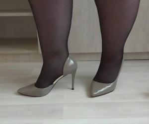 Thick legs like..