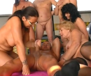 MATURE SEX, GERDA..