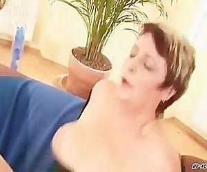 Big tits mature whore..