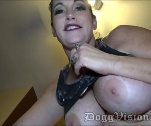 Sherry Stunns Huge Tits..