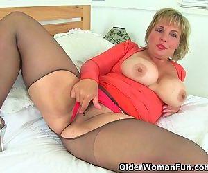 British milf Danielle..