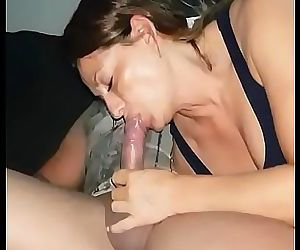 mature woman blowjob 3..