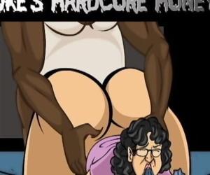 Big ass nerdy MILF..