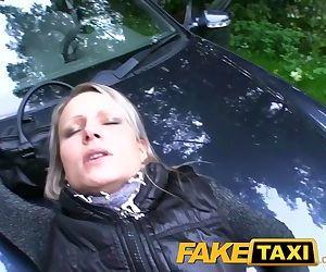 FakeTaxi Hot milfs in..