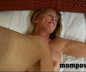 wholesome big tit milf..