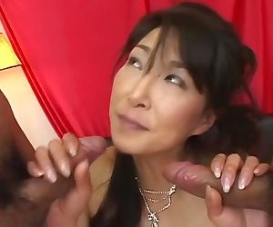 Mature japanese Milf..