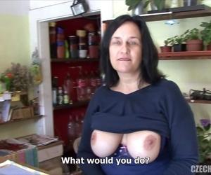 F-Sized Tits Mature Get..