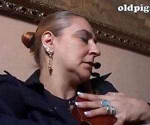 Mature classy woman..