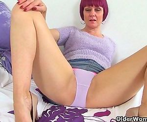 British milfs Penny and..