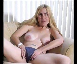 MILF Porshas 1st Nude..