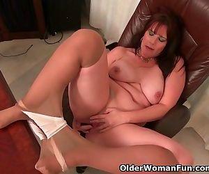 American mom Lauren..