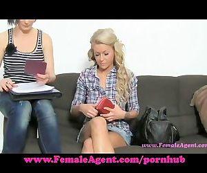 FemaleAgent. Agent of..