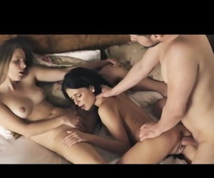 AWESOME THREESOME 2 HOT..