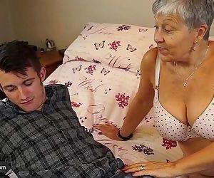 Paffuto nonna