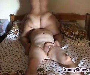 Granny Fucking And..
