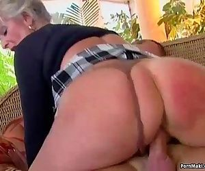 Busty mature loves..