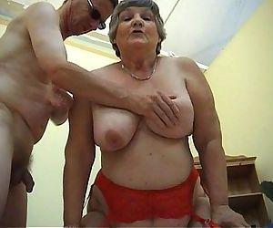 78 years old Grandma..