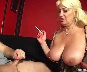 Big titted mature loves..