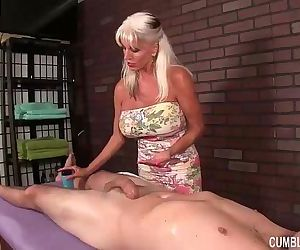 Huge-Titted Granny..