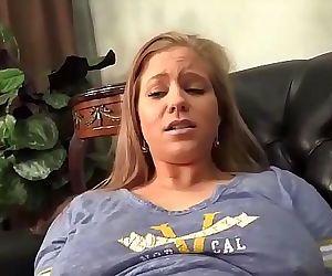 Son fingering moms..