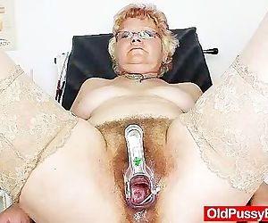 Kinky granny