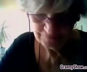 Grandma Shows Off Her..