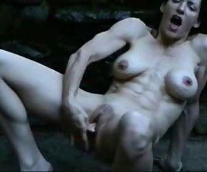 Mature nude bitch..